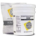 KIM-Krystol Internal Membrane (K-302) Waterproofing Admixture for Concrete