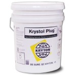 Krystol Plug (K-620) Rapid-Setting Hydraulic Cement