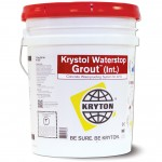Krystol Waterstop Grout (K-322) Ultra Strong, Reactive Waterstop Grout